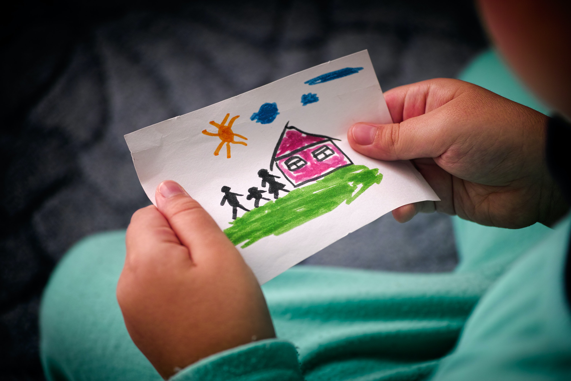 The US adoption system discriminates against darker-skinned children