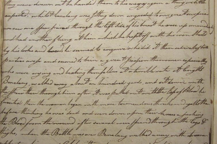 Sailors' journals shed new light on Bennelong, a man misunderstood by history