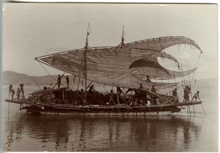 Archaeology is unravelling new stories about Indigenous seagoing trade on Australia's doorstep
