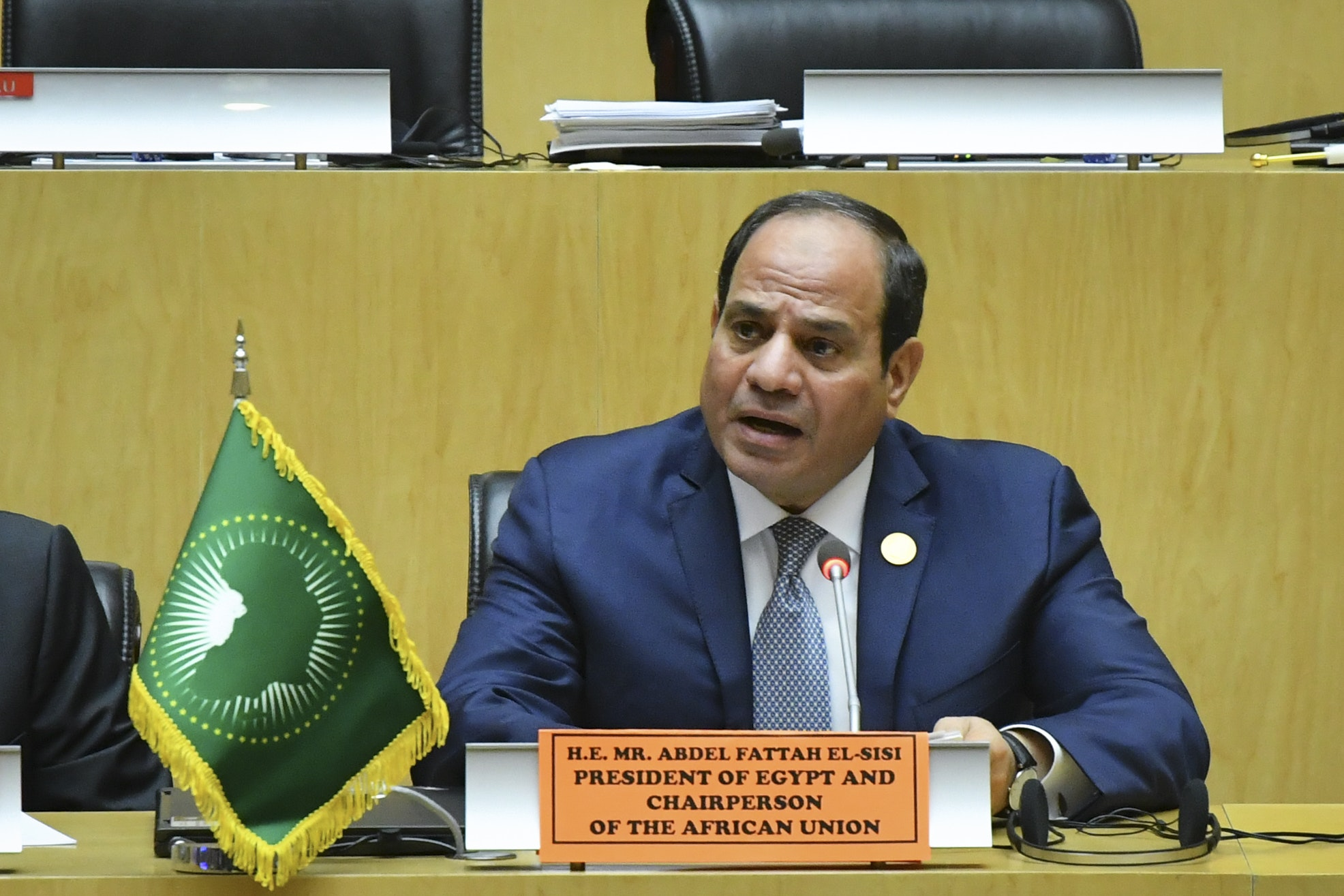 Egypt's term as AU chair mustn't distract from its human rights failings