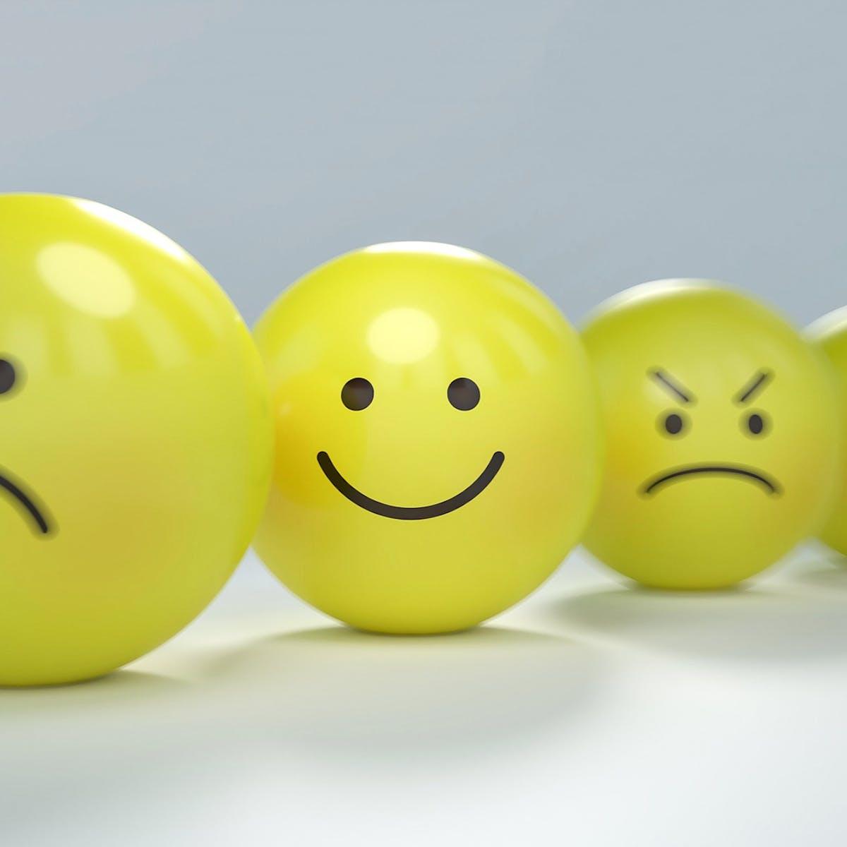 Les Emoticones Au Dela Des Idees Recues