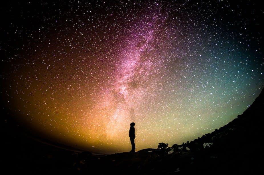 L'humain est-il au centre de l'univers ?