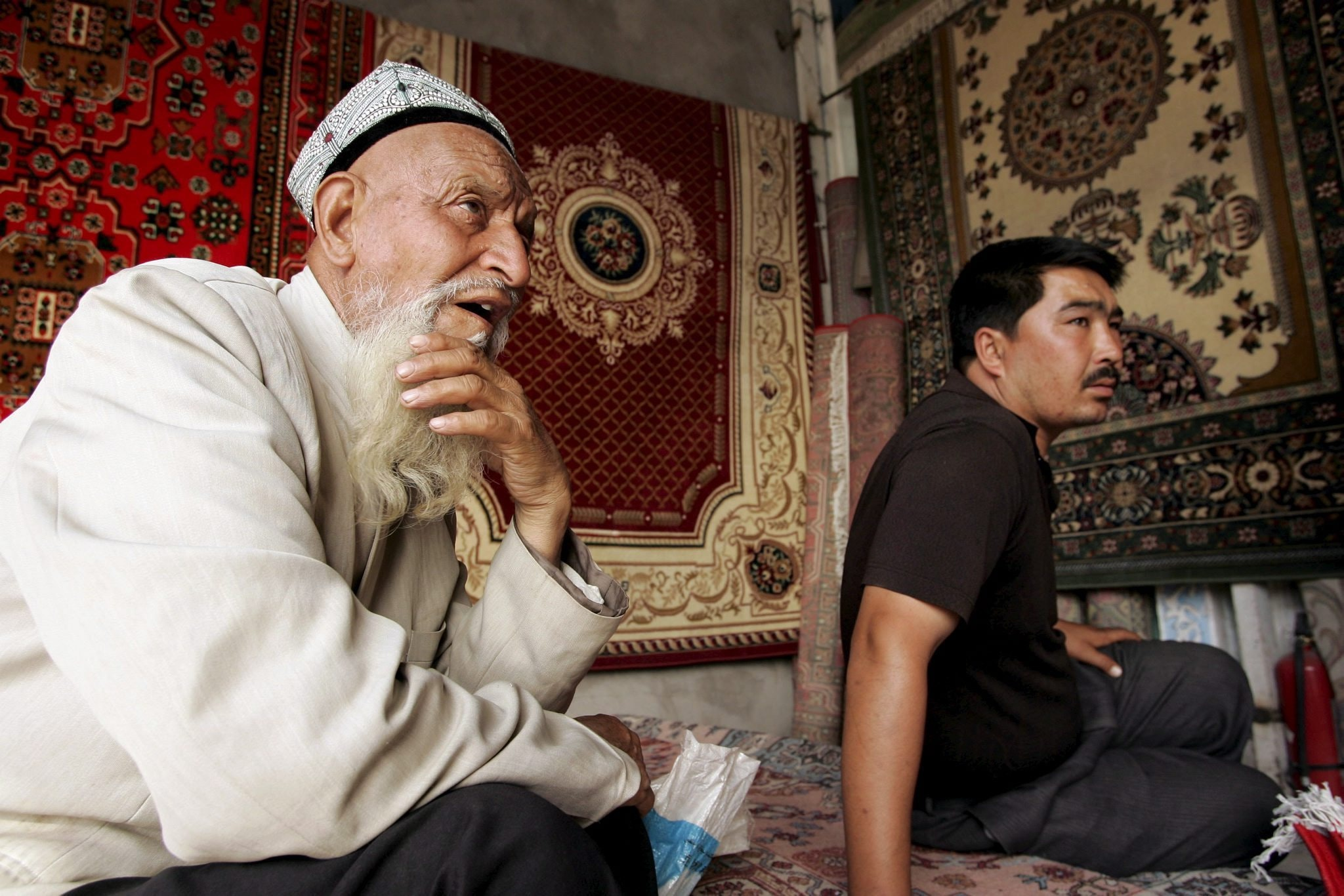 who are the Uyghurs and why is the Chinese government detaining them?