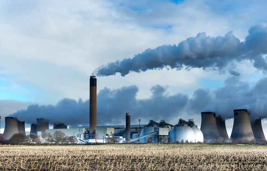 Carbon capture on power stations burning woodchips is not