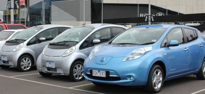 The long road for electric vehicles