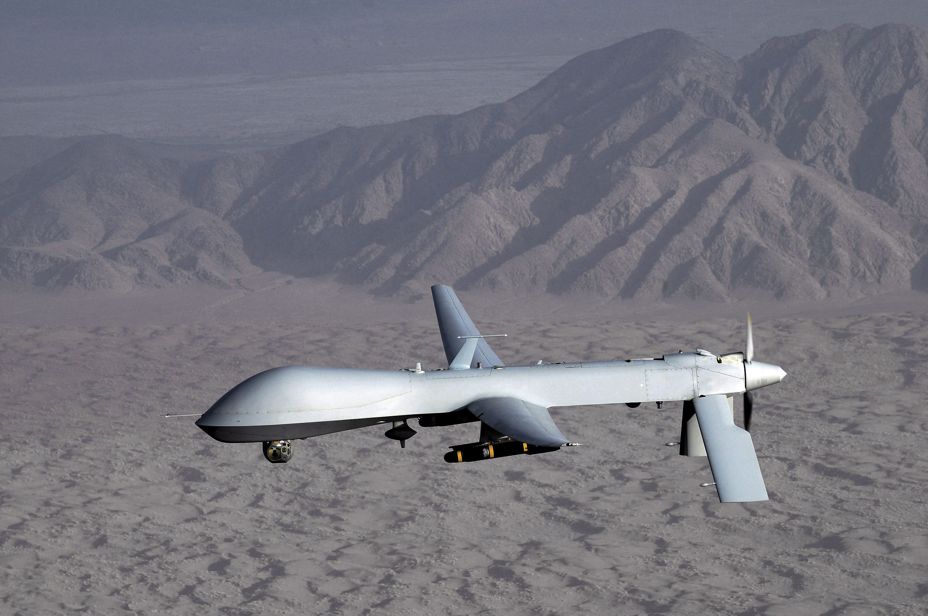 Somalia Drone Strikes Are a Potent Weapon, but Not the Game Changer