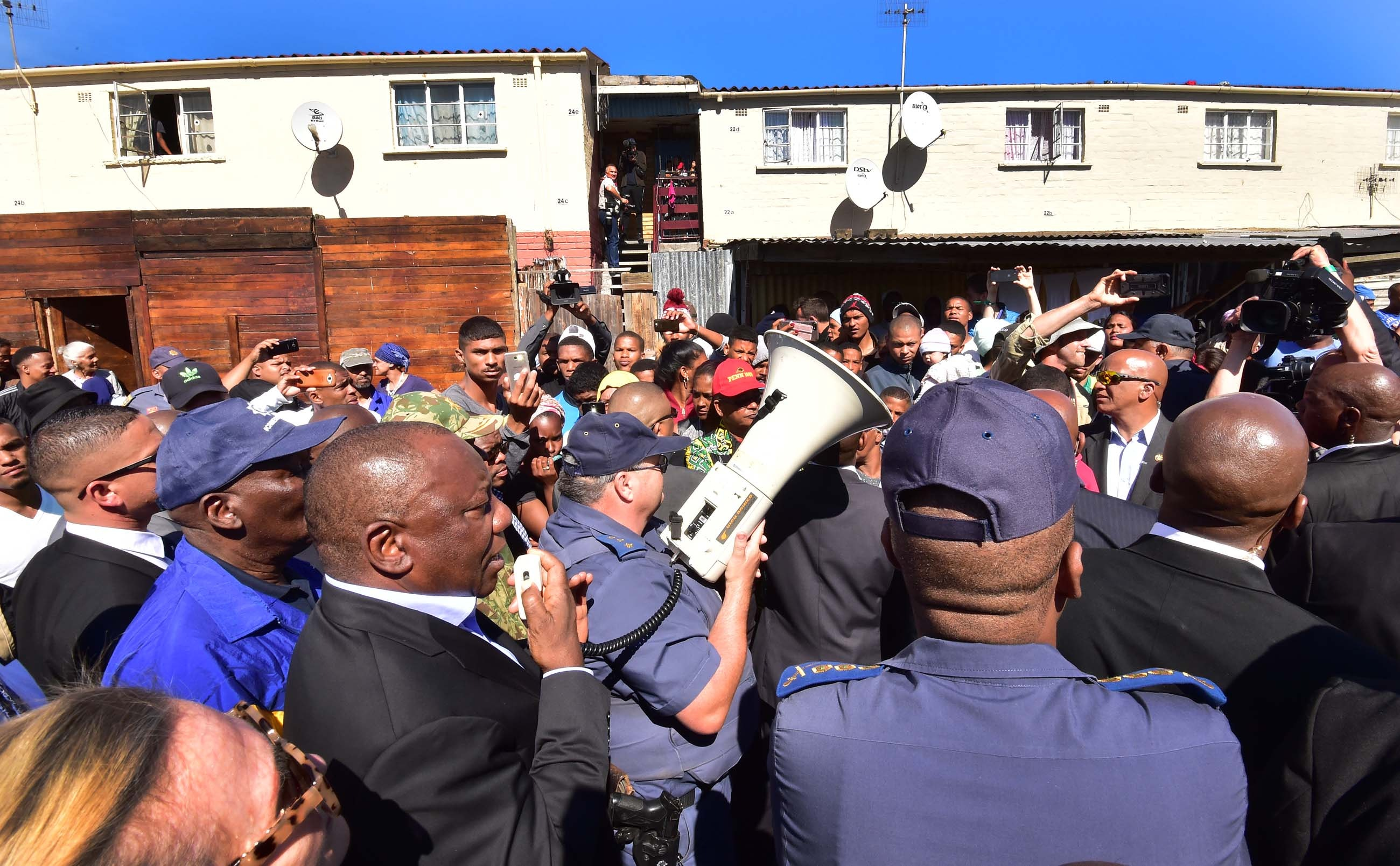 Why a law designed to fight gang violence in South Africa can't do the job