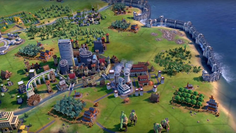 Civilization VI: Gathering Storm shows video games can make