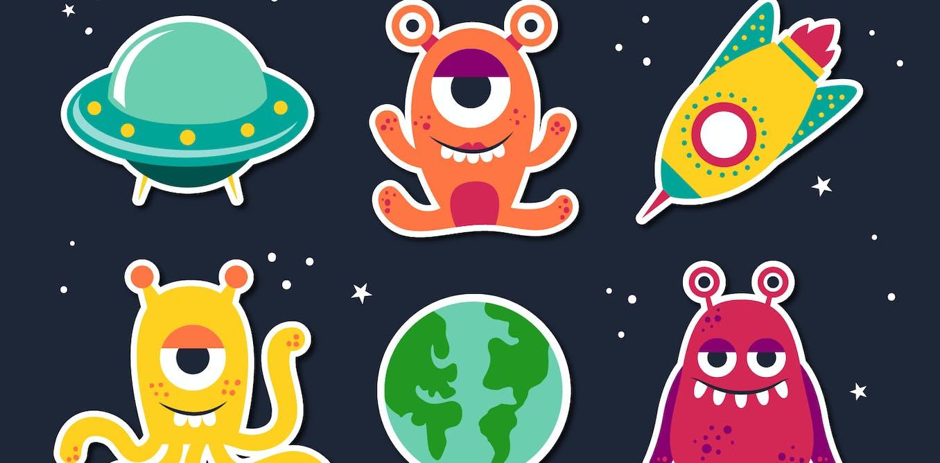 Alicia, 10 ans : « Est-ce que les extraterrestres existent ? »