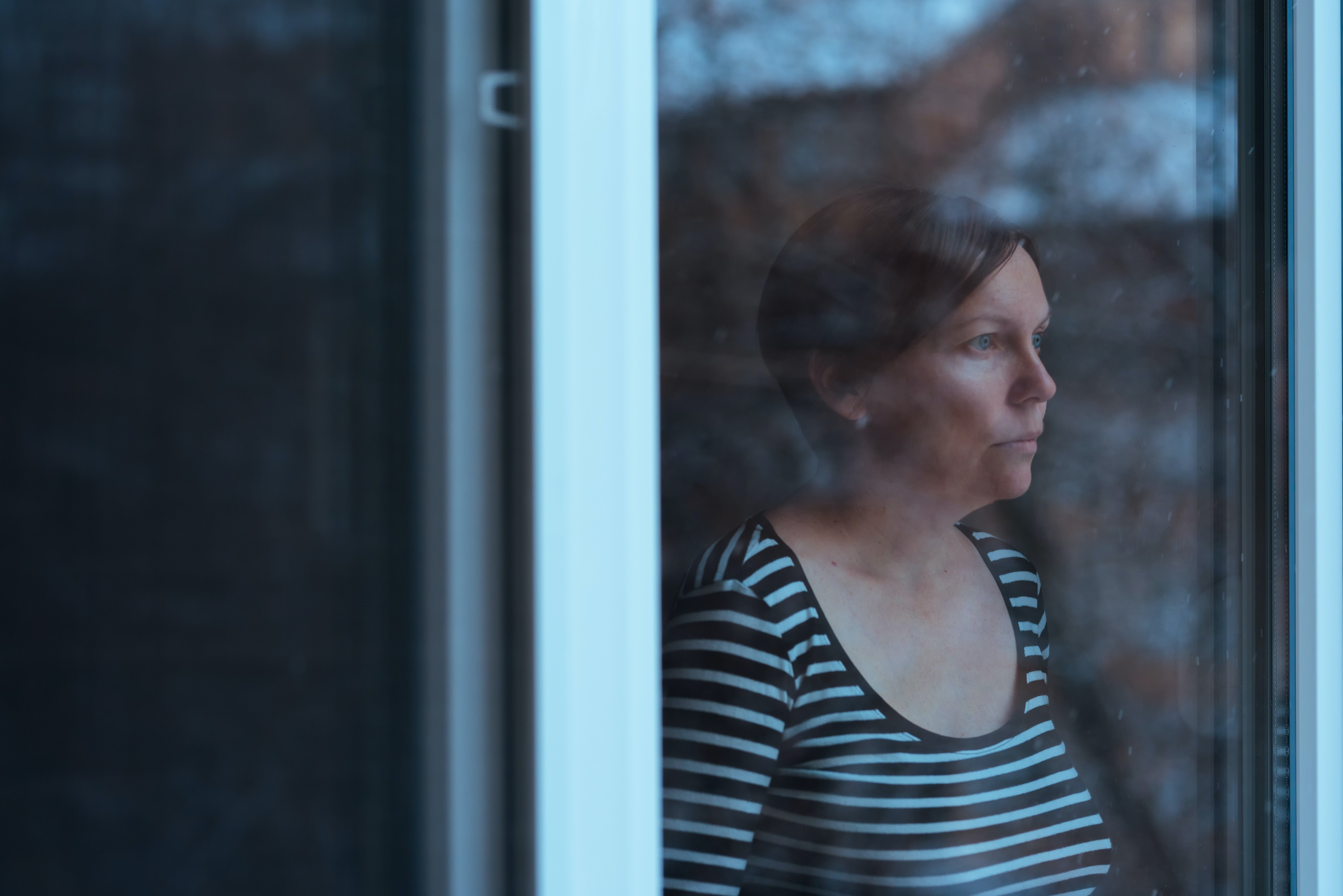 How domestic violence affects women's mental health