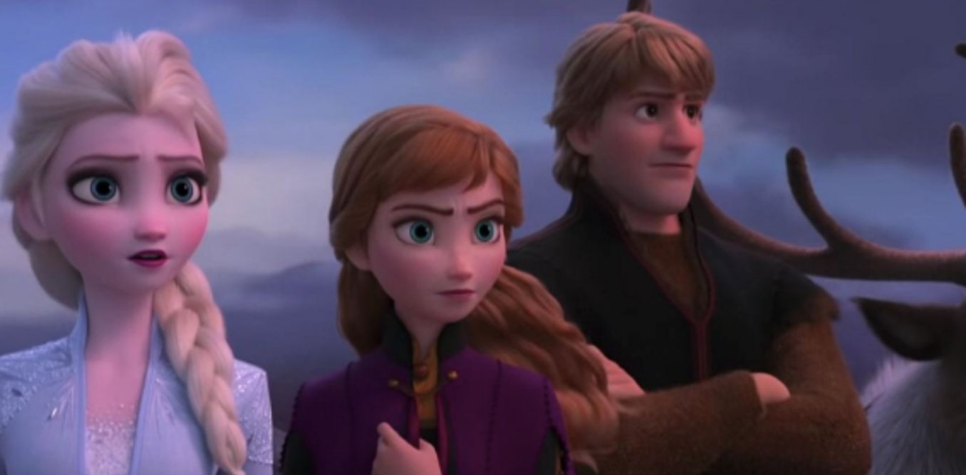 Frozen Ii Return Of The Strong Female Characters That Little Girls