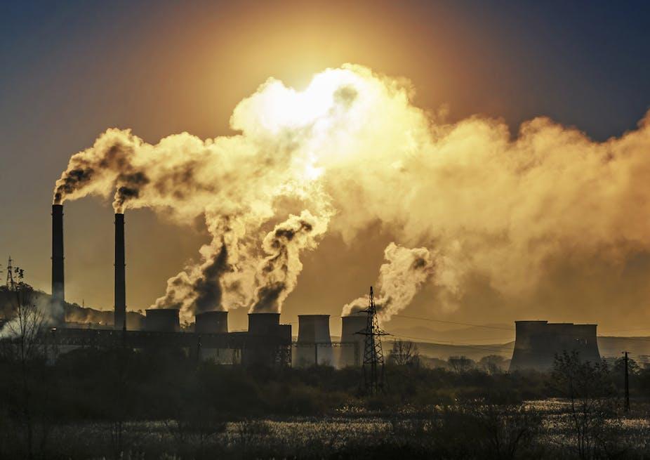 Et si c'était le réchauffement climatique qui provoquait la stagnation  séculaire ?