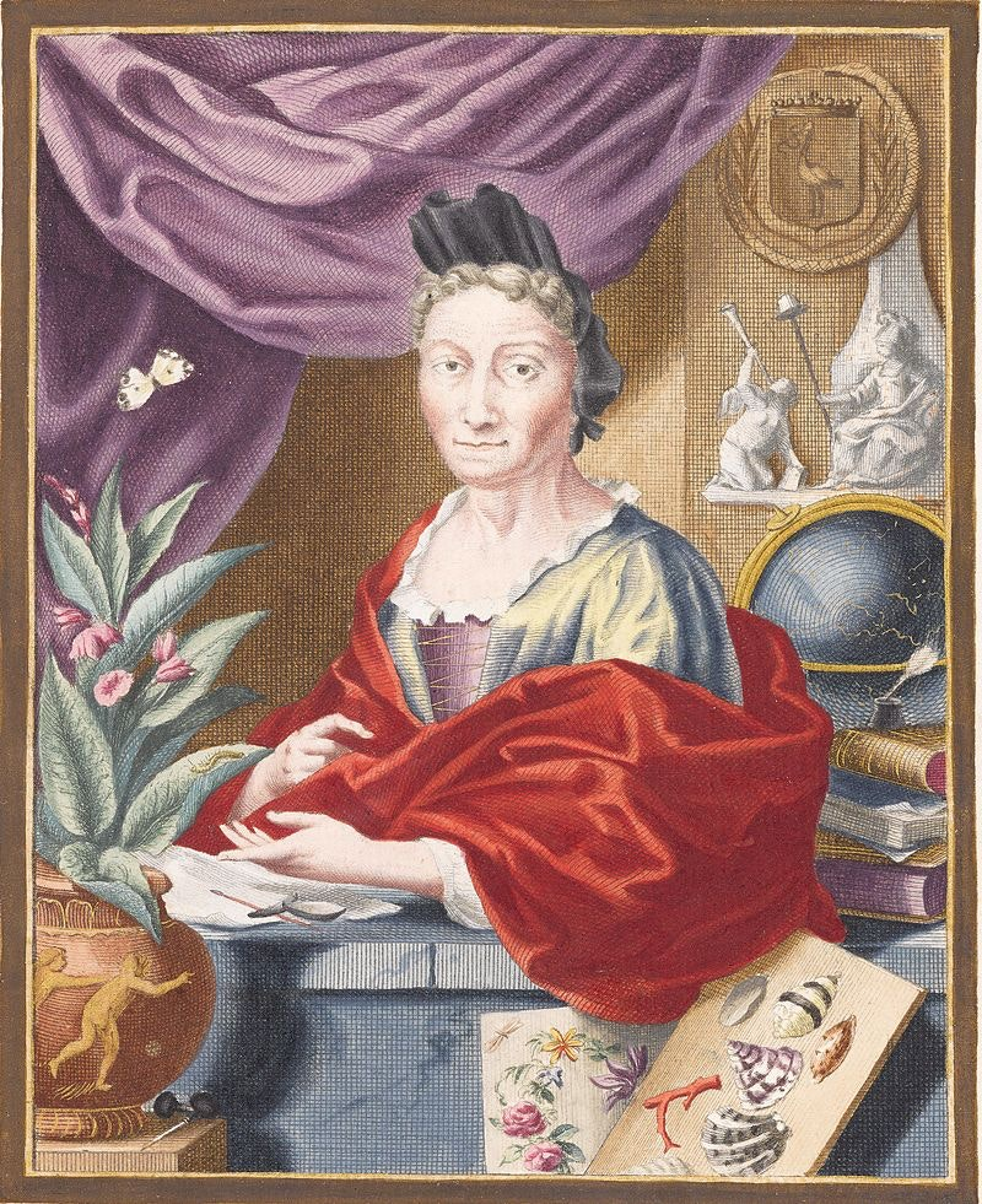 Hidden women of history: Maria Sibylla Merian, 17th-century entomologist and scientific adventurer