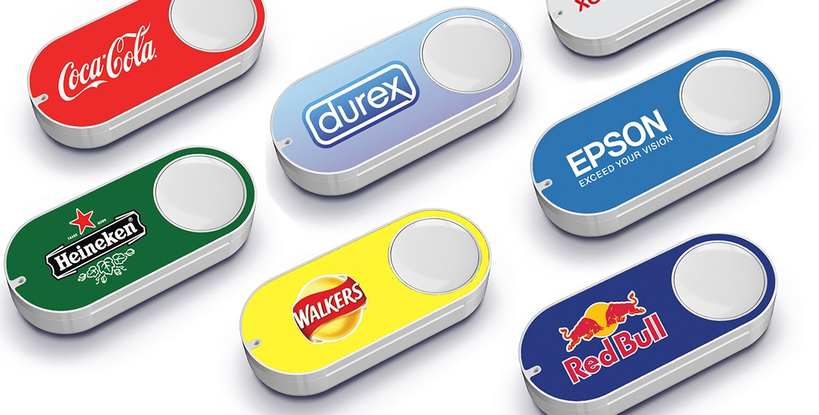 Amazon's Dash Buttons, now banned in Germany, might be pushing legal limits in Australia