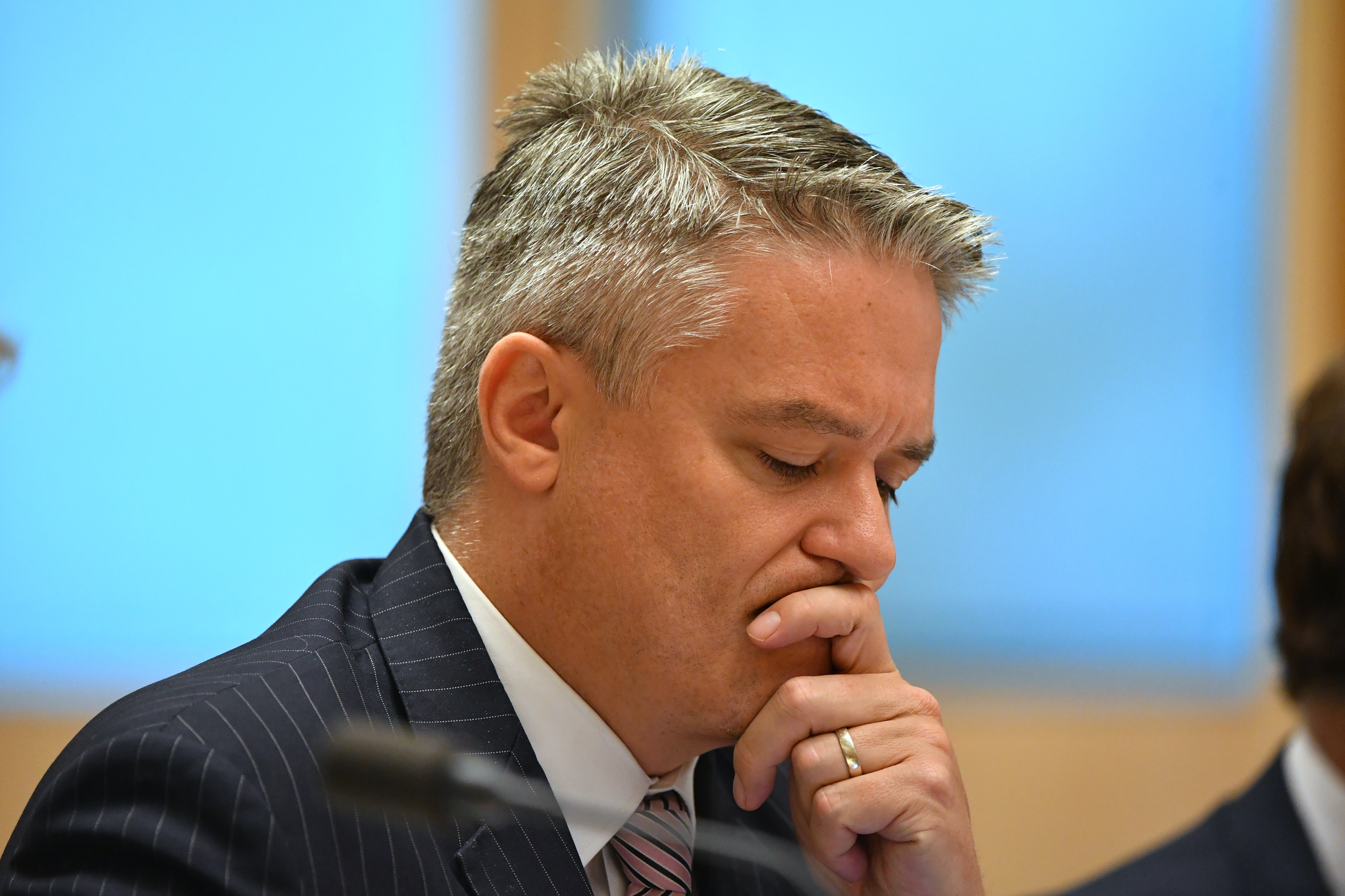 View from the Hill: Minister who watches the nation's credit card overlooks his own