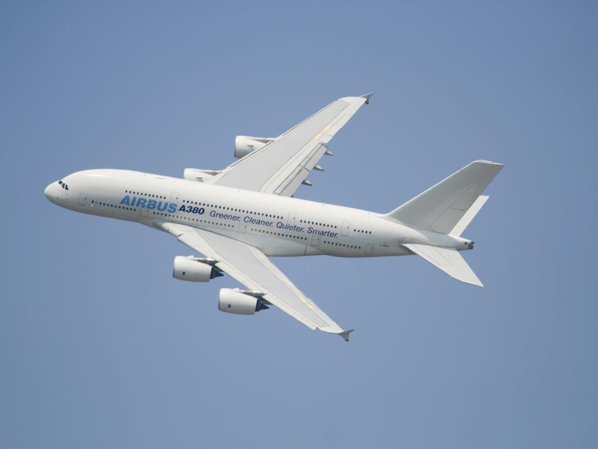 Airbus A389