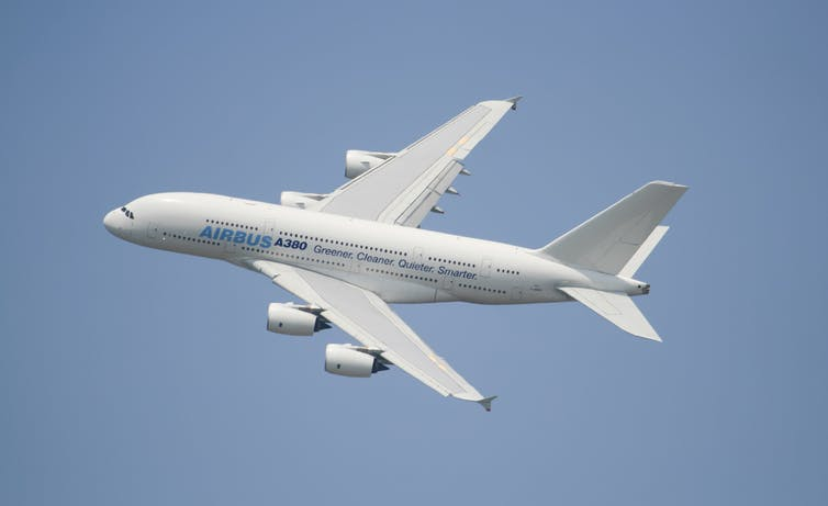 Airbus A380: from high-tech marvel to commercial flop-1