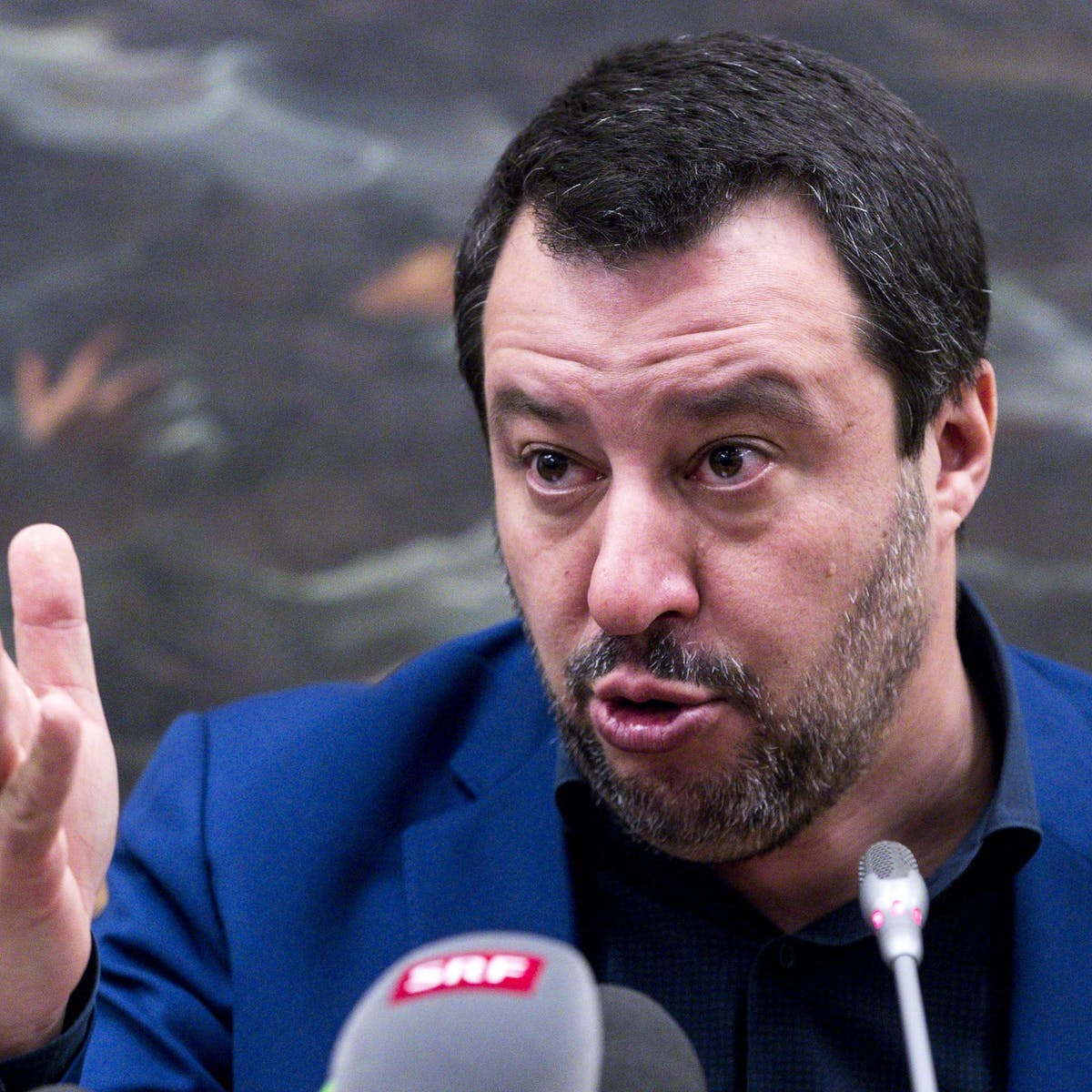 Matteo Salvini Just Avoided Facing A Kidnap Trial Thanks To An Online Vote