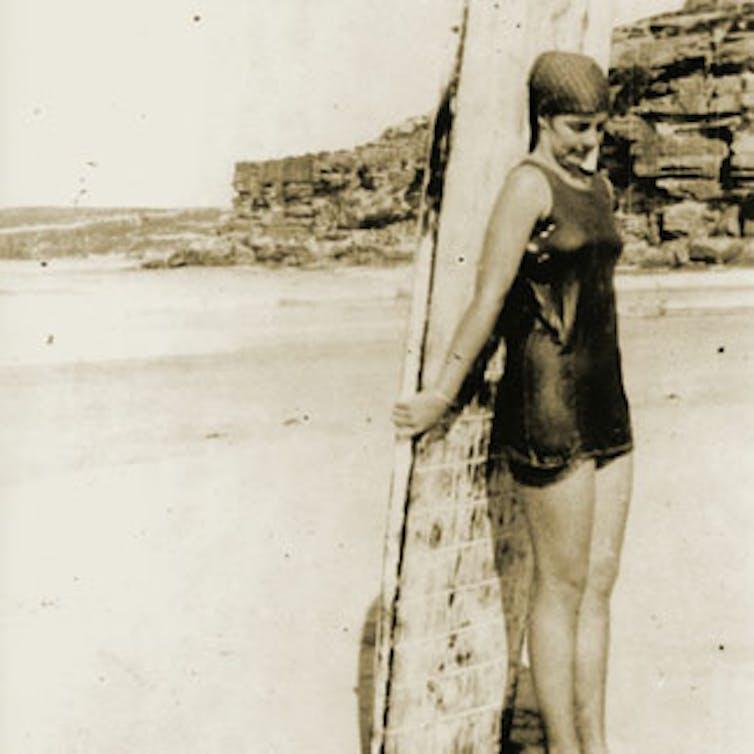 Isabel Letham, daring Australian surfing pioneer
