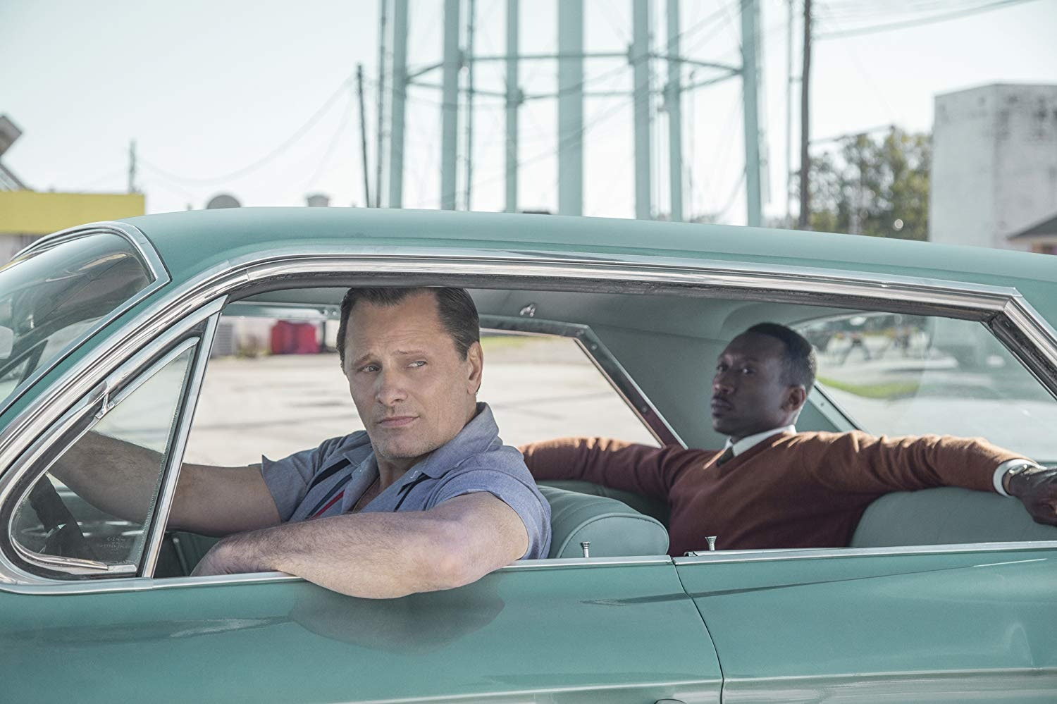Green Book highlights the problems of 'driving while black', both then and now