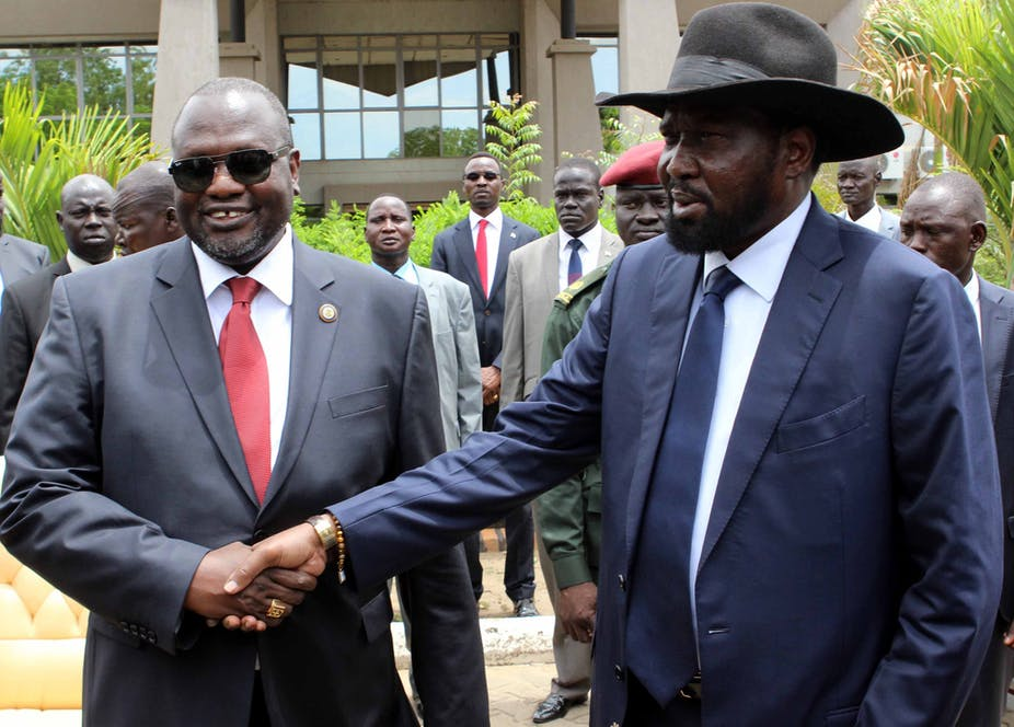 South Sudan peace deal offers promising end to conflict ...