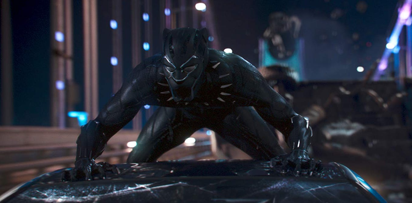 Black Panther' and its science role models inspire more than