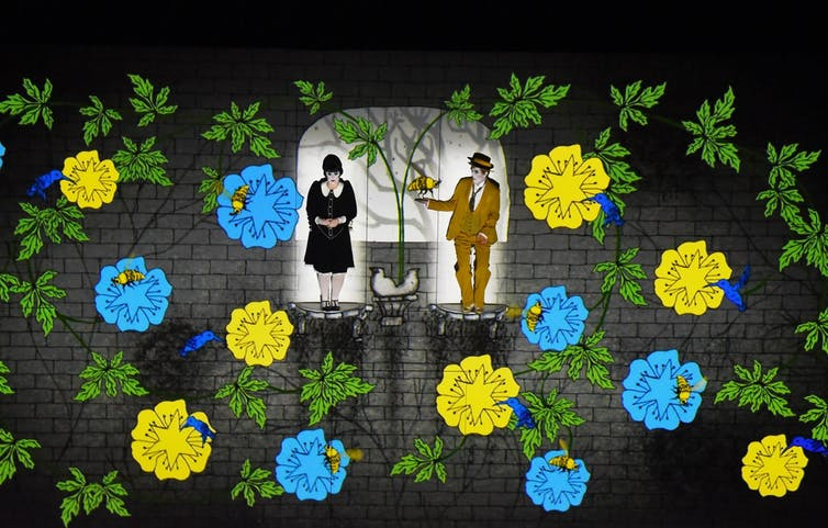 Barrie Kosky's The Magic Flute is a contemporary spectacle, despite the opera's outdated attitudes