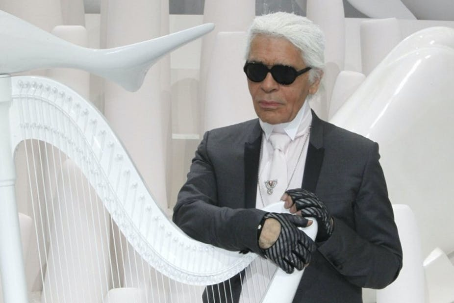 dc60e259e30 What Karl Lagerfeld brought to the fashion of today and tomorrow