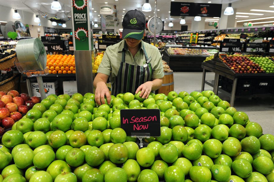 Factcheck Do Coles And Woolies Control 80 Of The Market