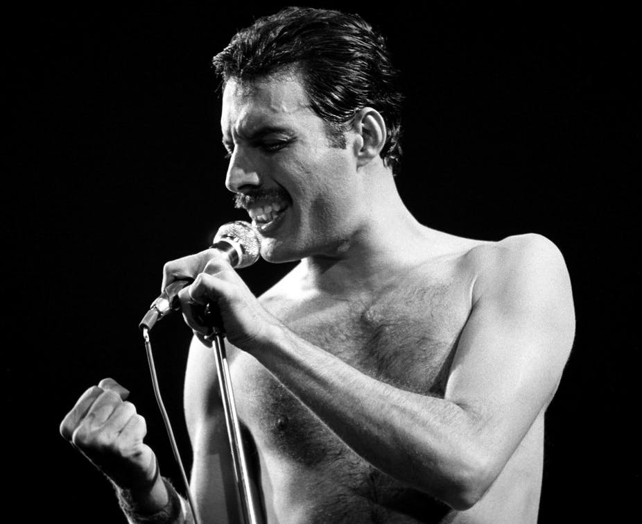 The Freddie Mercury story that goes untold in 'Bohemian