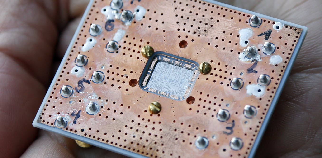 In the future, everyone might use quantum computers