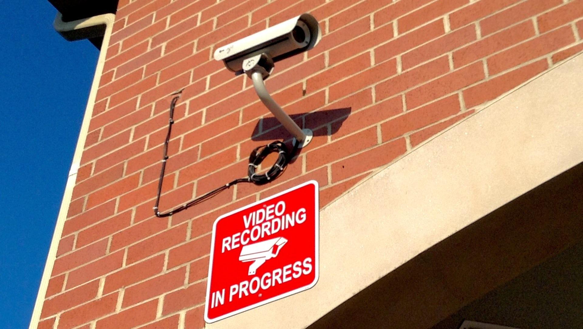 Vidéo de surveillance. Mike Mozart/Wikipedia, CC BY