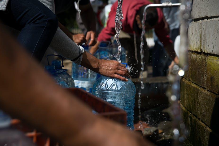 Cape Town has a plan to manage its water  But there are big gaps