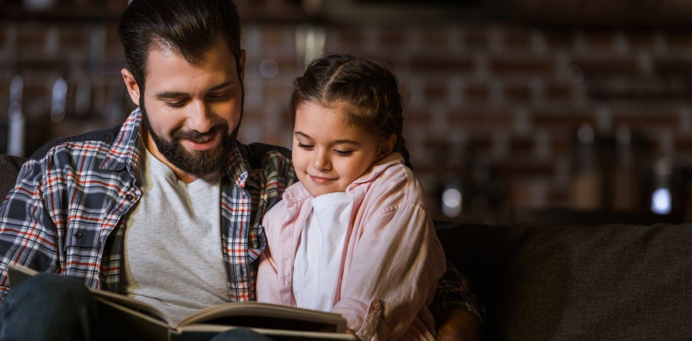 Partager des histoires avec ses enfants pour les préparer à la lecture