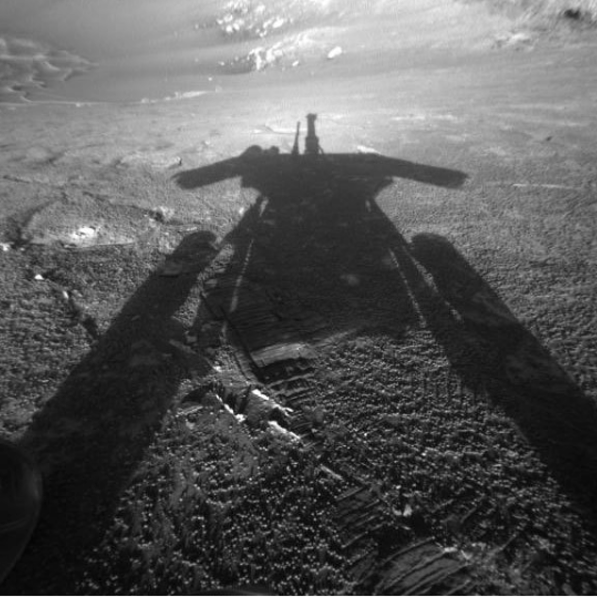 Life on Mars: my 15 amazing years with Oppy, NASA's record