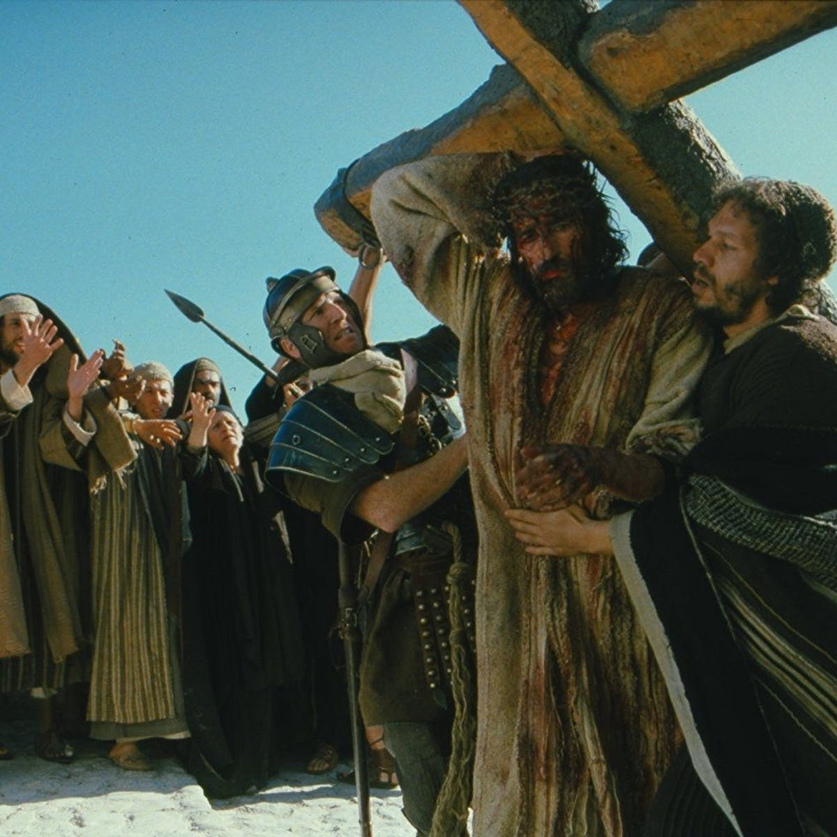 What drives the appeal of 'Passion of the Christ' and other films on