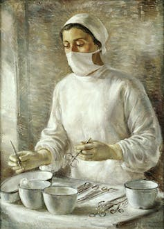 Nora Heysen, more than her father's daughter
