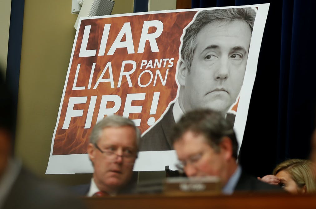 What Michael Cohen's betrayal reveals about our messed-up