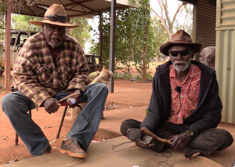 Aboriginal Australia's smash hit that went viral