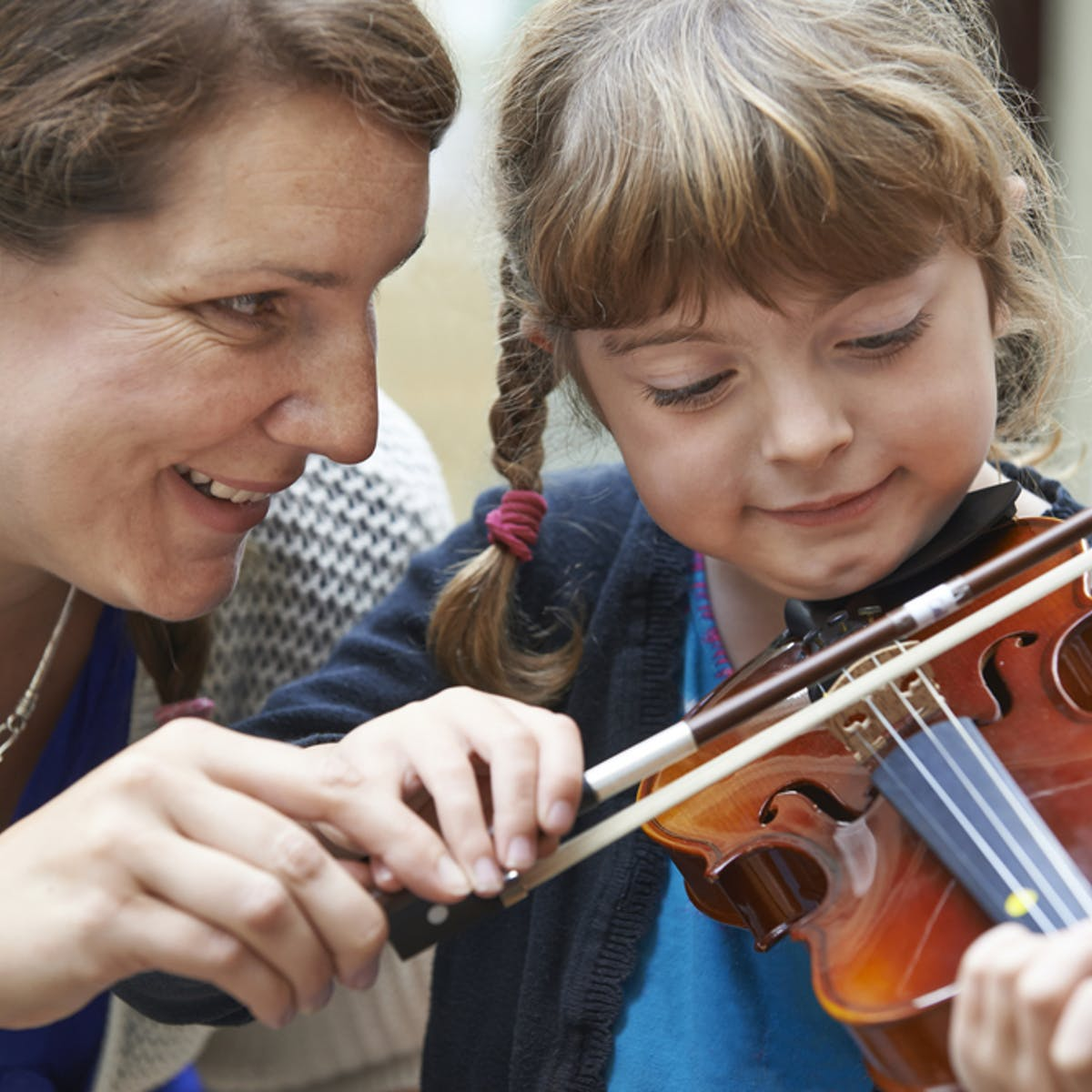 Does the Suzuki method work for kids learning an instrument