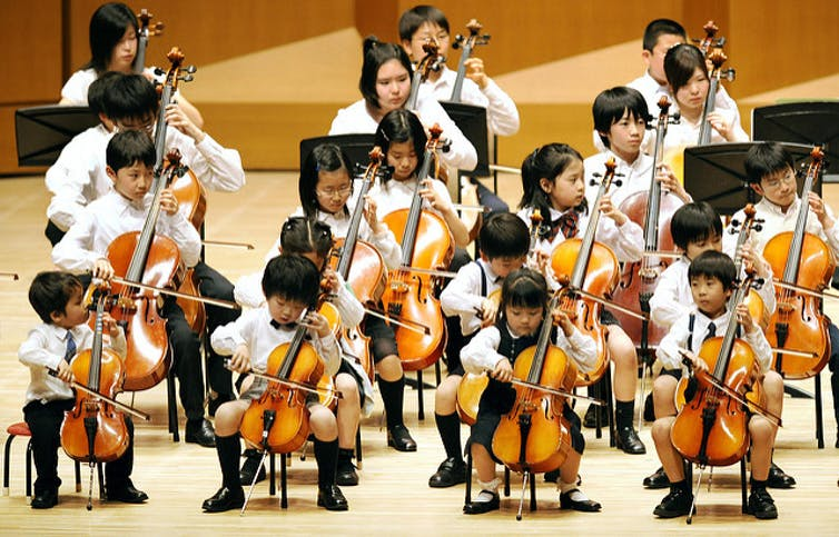 Does the Suzuki method work for kids learning an instrument? Parental involvement is good, but other aspects less so