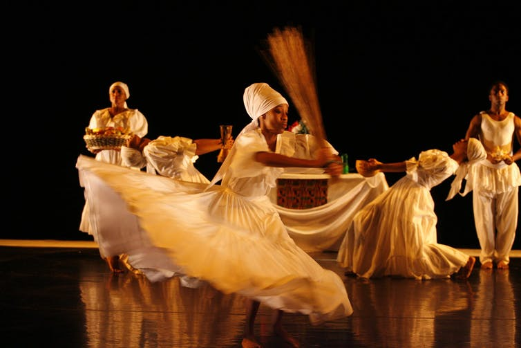 Collective of Black dancers created lasting impressions in
