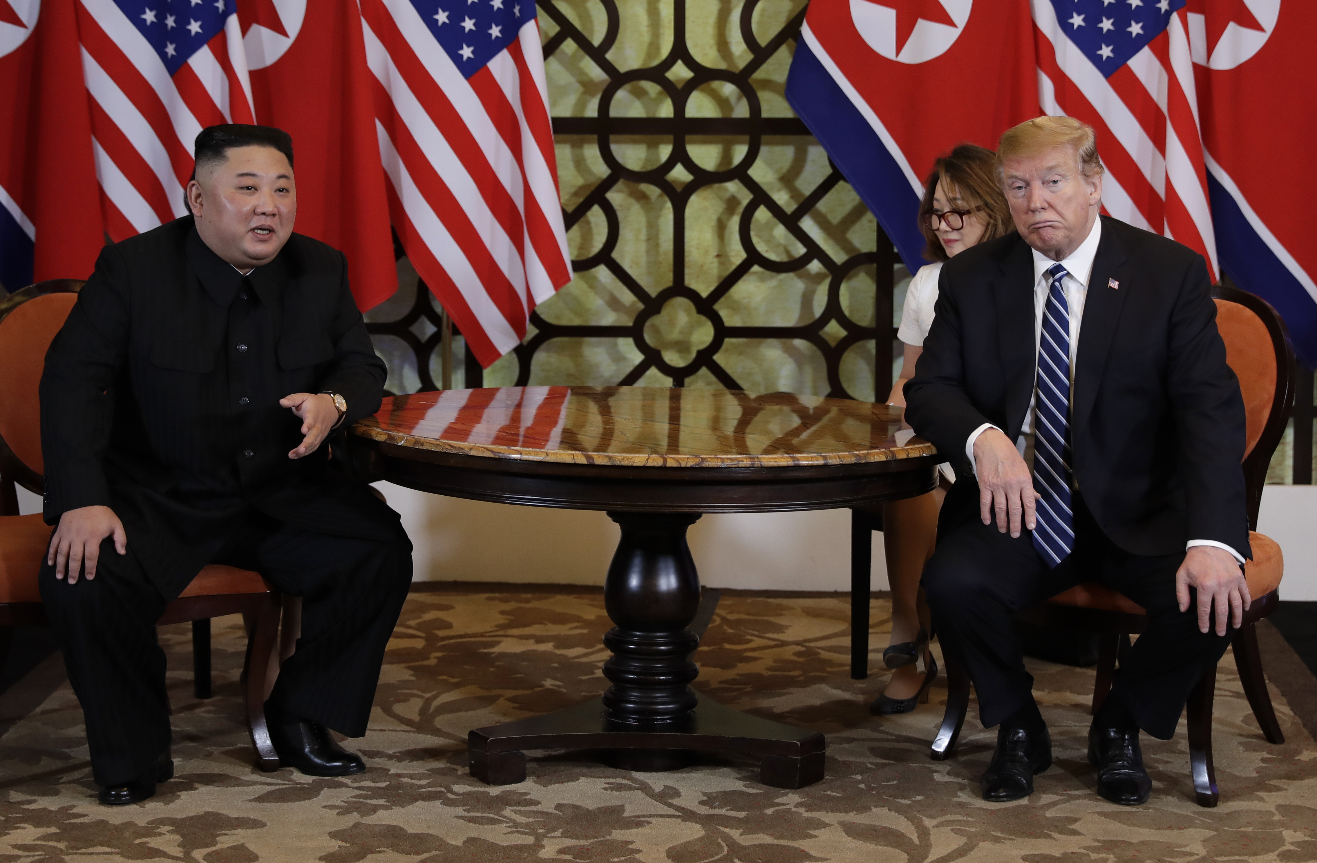 Trump-Kim Summit Ends with No Deal, but Diplomacy Is a Long Process
