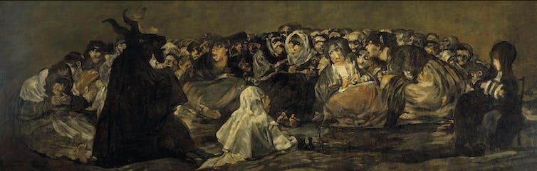 Las brujas y sus calderos: ¿adoradoras del diablo o drogodependientes?