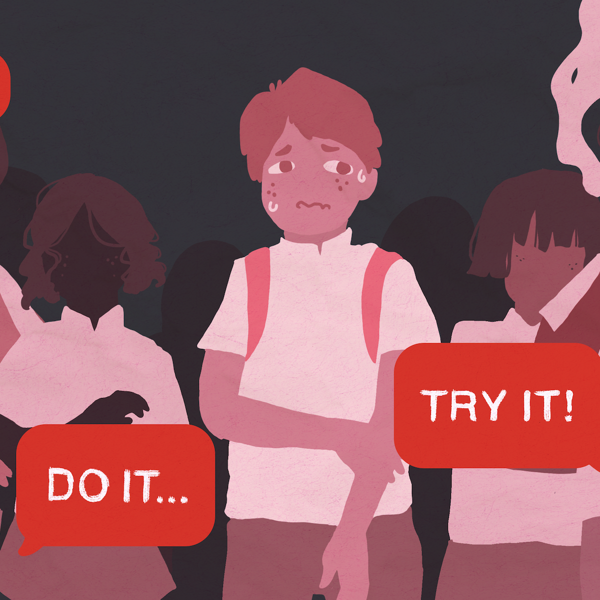 How To Start The Conversation About Drug Use >> How Hard Is It To Say No To Drugs