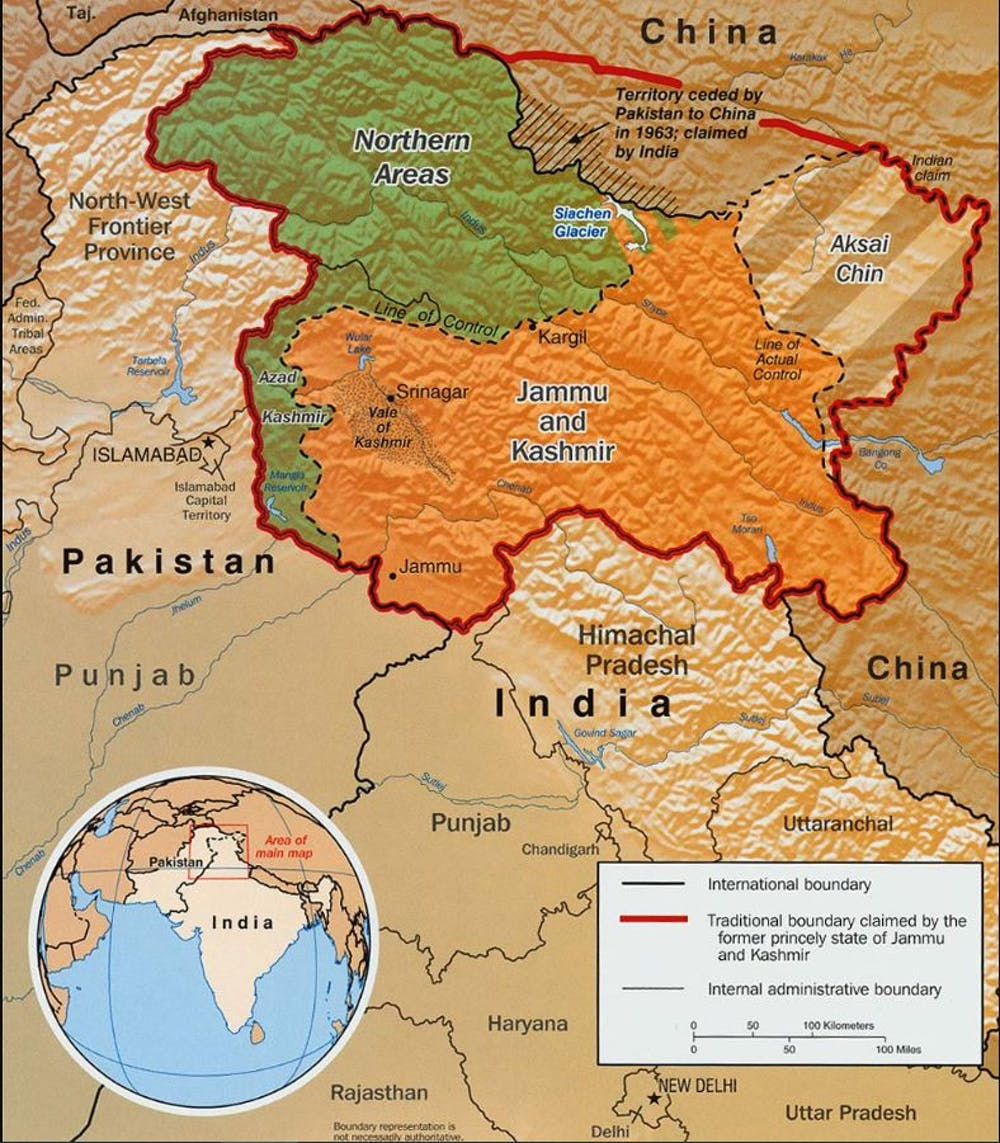Kashmir conflict is not just a border dispute between India