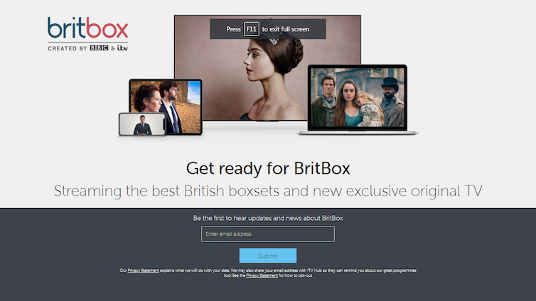Can Britbox beat Netflix? It will need to adapt to changing