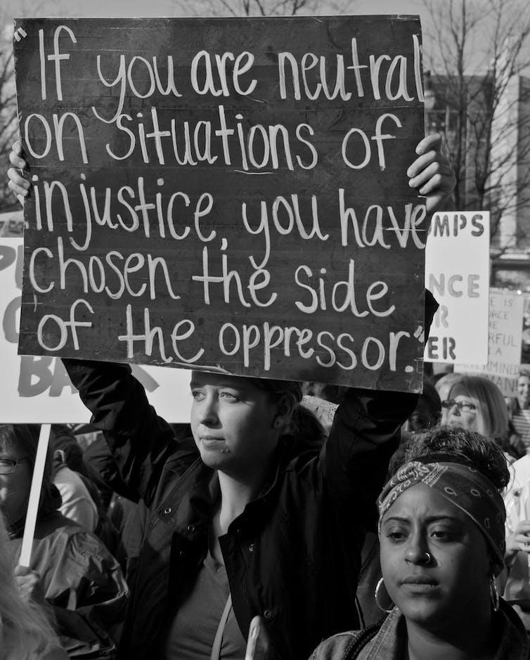 Words of wisdom march