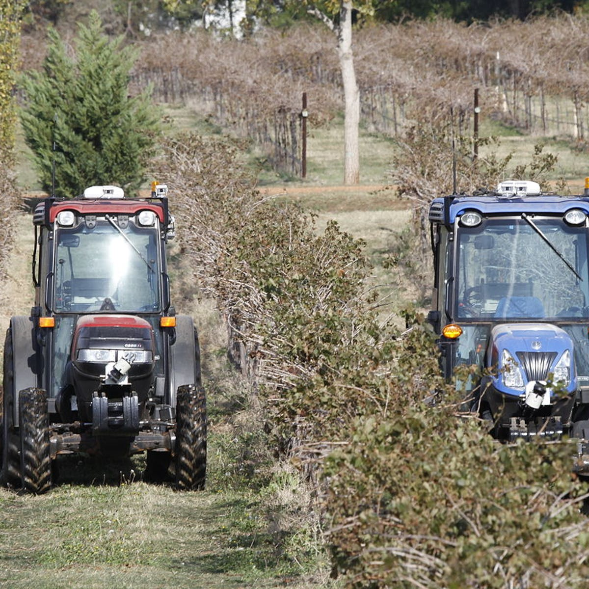 High-tech agriculture: farmers risk being 'locked in' to