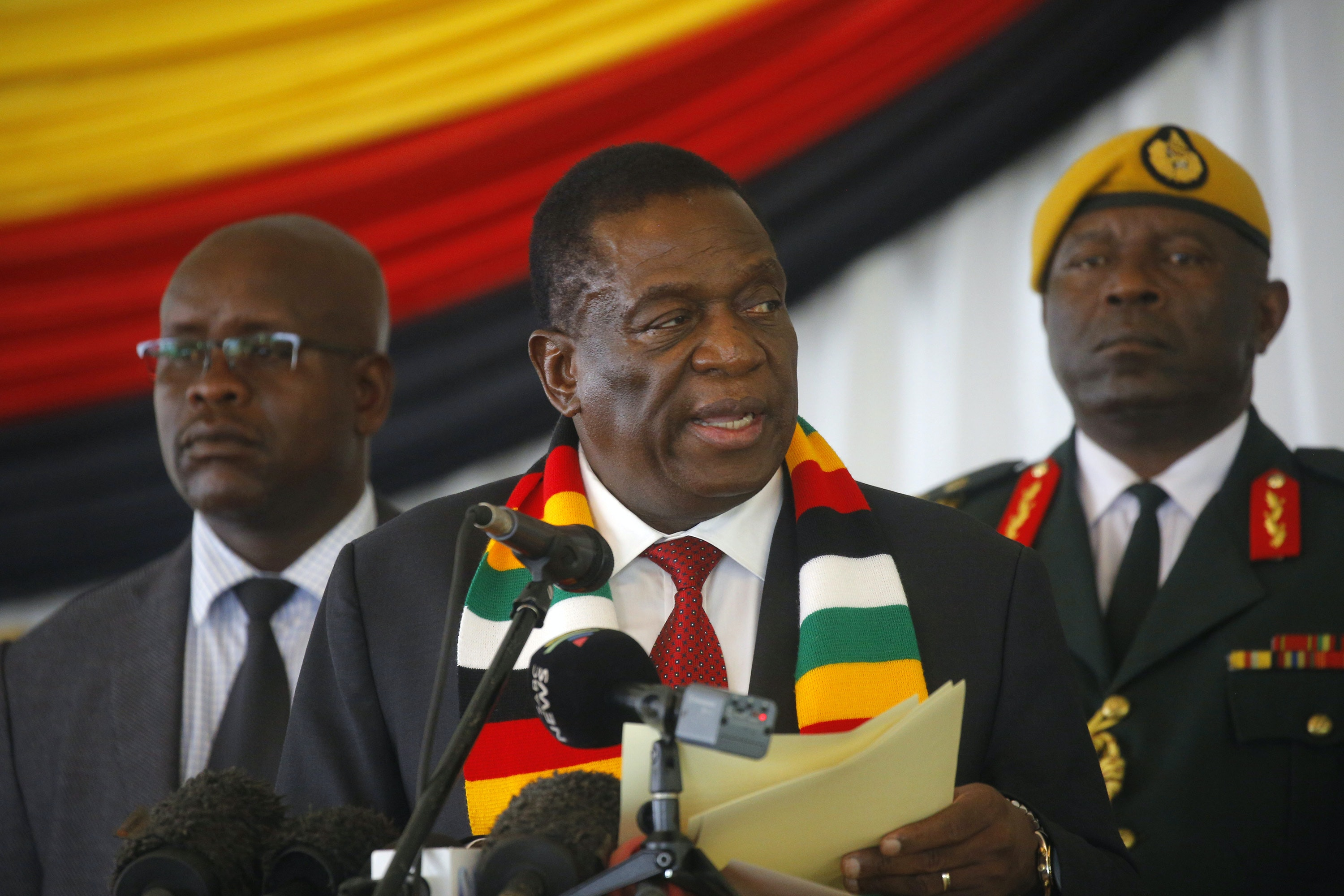Responses to Zimbabwe highlight gulf between the region and the west